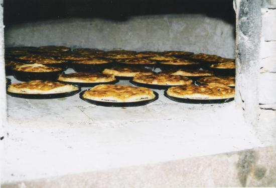 tartes à maton au four